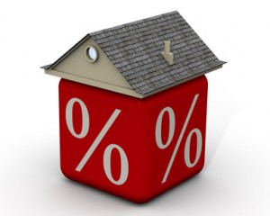 Les taux de credit immobilier