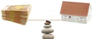 Credit immobilier des chiffres positifs