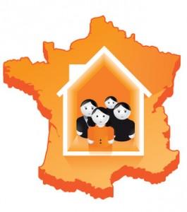 Les etrangers et la difficulte demprunter en France une